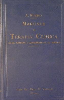 Manuale di Terapia Clinica