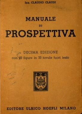 Manuale di prospettiva: Claudi Claudio