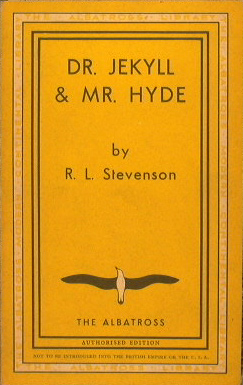 Dr. Jekyll & Mr. Hyde and An inland voyage