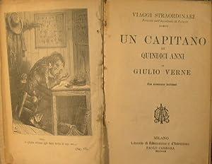 Un capitano di quindici anni: Verne Jules