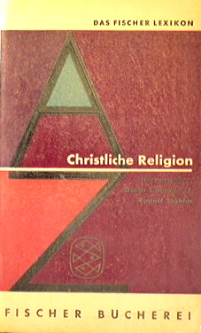 Christliche Religion