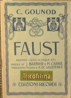 Faust: Gounod Carlo