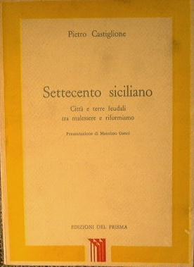 Settecento siciliano: Castiglione Pietro