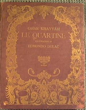 Quartine: Khayyàm Omar