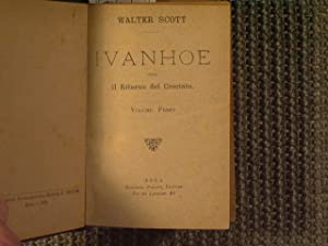 Ivanhoe: Scott Walter