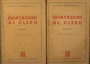 Esortazioni al clero: Marchetti Ottavio S.I.