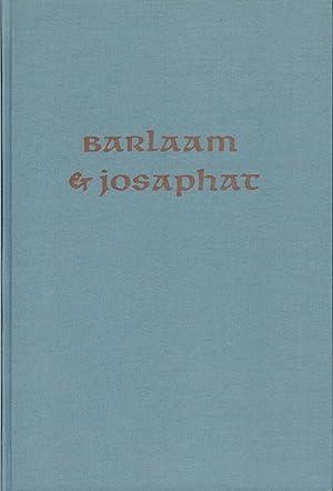 BARLAAM and JOSEPHAT.: Allen Press). Caxton, William (translator).