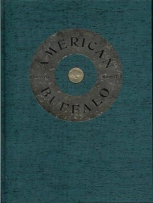 AMERICAN BUFFALO.: Arion Press). Mamet, David. Wood engravings by Michael McCurdy.