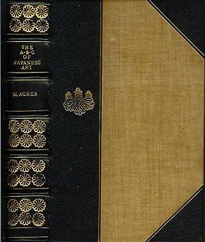 THE ABC OF JAPANESE ART.: Blacker, J. F.