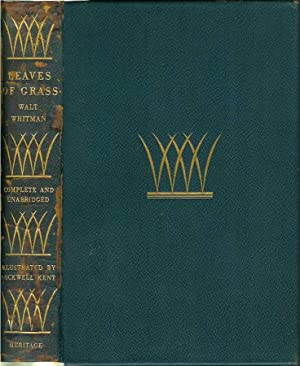 LEAVES OF GRASS: Whitman, Walt. Illustrated