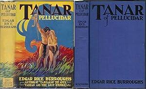TANAR OF PELLUCIDAR.: Burroughs, Edgar Rice.