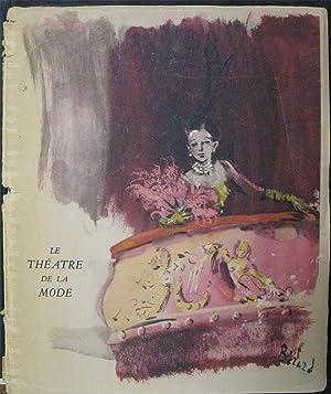 """La Chambre Syndicale de la Couture Parisienne"""" presents: THE EXHIBITION LE THEATRE DE LA MODE ..."""