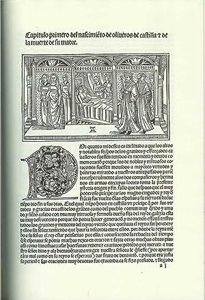 OLIVEROS DE CASTILLA (La historia de los nobles cavalleros Oliveros de Castilla y Artus Dalgarbe).:...