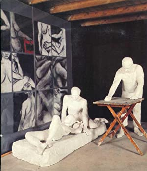 GEORGE SEGAL: Pastels, 1957-1965. An Exhibition Organized by Constance W. Glenn. The Art Galleries,...