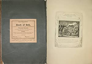 ILLUSTRATIONS OF THE BOOK OF JOB in: Blake, William.