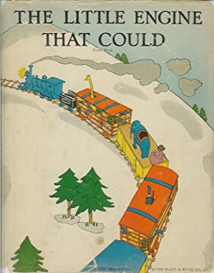 THE LITTLE ENGINE THAT COULD. Retold by: Piper, Water. Illustrated