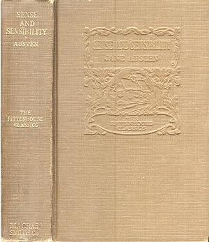 SENSE AND SENSIBILITY. (The Rittenhouse Classics).: Austen, Jane. Illustrated
