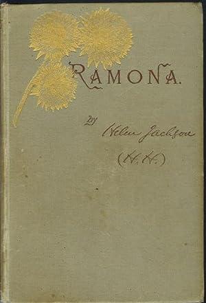 RAMONA: A Story: Jackson, Helen (H. H.)