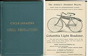 CYCLE-INFANTRY DRILL REGULATIONS. Prepared by Brig. Gen. Albert Ordway. Adapted March 25, 1892.: ...