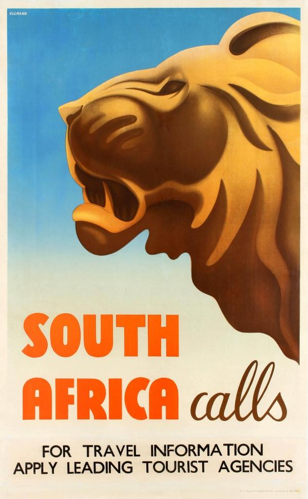South Africa Calls Lion