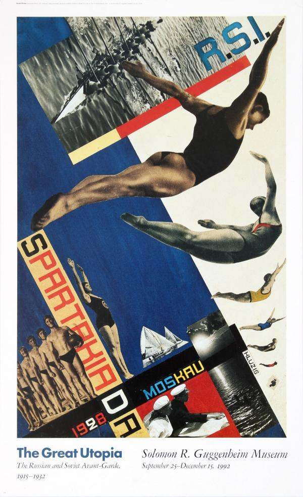 Great Utopia Russian And Soviet Avant Garde