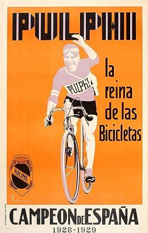 Pulphi Bicycle Racing Champion Spain: Brocona