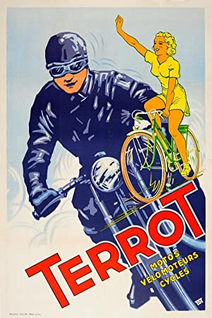 Terrot Bicycles Motorcycles Art Deco
