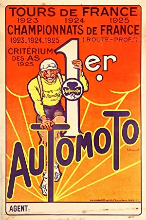 Automoto Bicycles Tours de France: Cassard