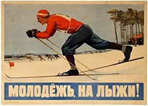 Youth Get On Your Skis USSR: N. Tereshchenko
