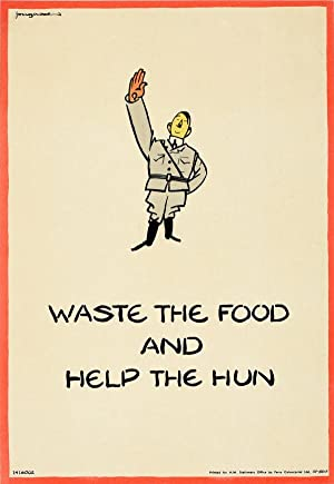 Waste the Food Help the Hun Fougasse: Fougasse (Cyril Kenneth