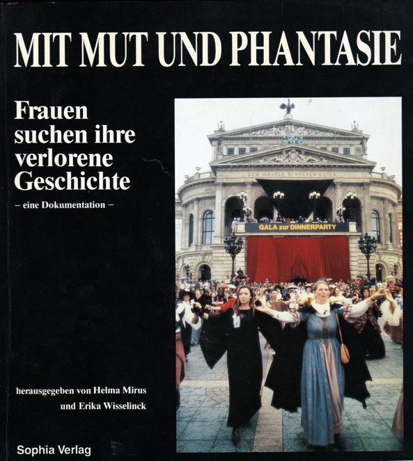 Mit Mut und Phantasie - Helma Mirus / Erika Wisselinck, Hrsg.