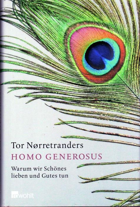 Homo Generosus. - Tor Norretranders