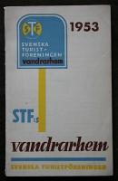 STF`s vandrararhem.: Svenska Turistföreningen: