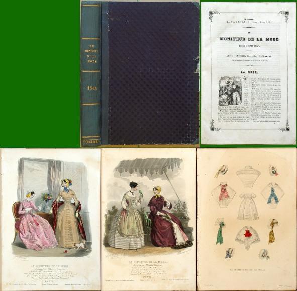 Le Moniteur de la Mode: Goubaud, Adolphe