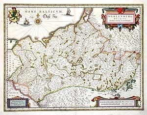 Meklenburg Ducatus: Janssonius, J.