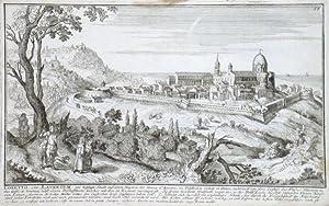 Loretto oder Lauretum eine befestige Stadt in: Bodenehr, Gabriel