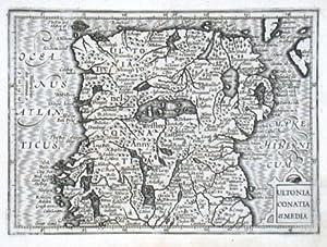 Ultonia Conatia et Media: Mercator, Gerard