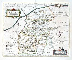 Xansi, Imperii Sinarvm Provincia secvnda: Martini, Martinus