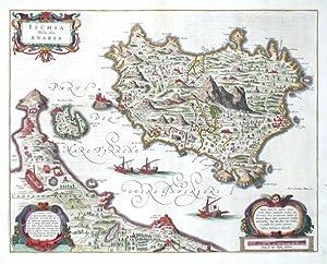 Ischia Isola, olim Aenaria: Blaeu, Joan
