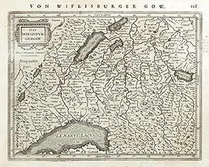 Das Wiflispvrgergov: Janssonius, Joannes