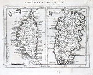 Corsica - Sardinia: Keere, Peter van