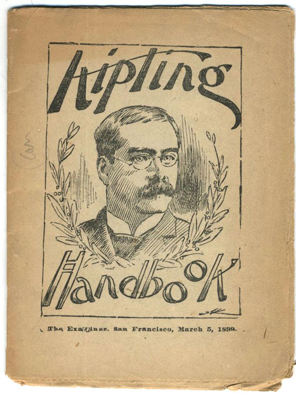 Kipling Handbook Kipling, Rudyard [ ] (bi_21912039728) photo