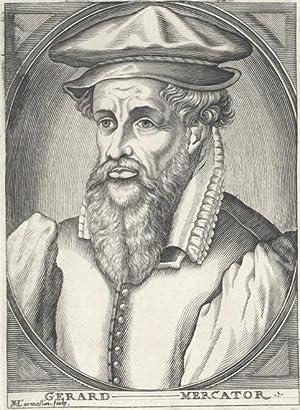 Gerard Mercator: N. L'armesin, sculp