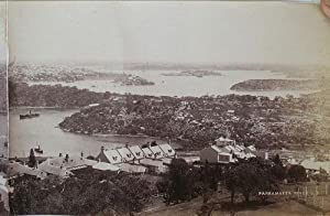 Panoramic Photograph of Sydney Harbour, from the Heads to the Parramatta: Paine, John. [J. P.] (...