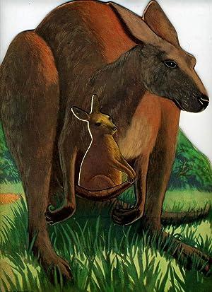 Kankie Kangaroo. Who Couldn't Hop. Die cut: Ross, Rosselle