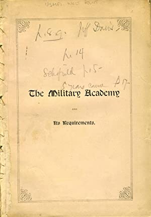 The Military Academy and Its Requirements