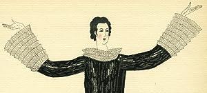 Le Bon Accueil: Robe D'Apres-midi, De Martial: Lepape, George