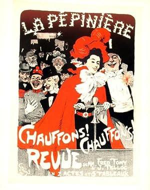 Affiche pour le Concert de la Pepiniere: Grun
