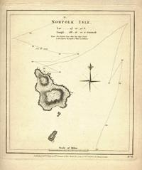 Norfolk Isle, Map