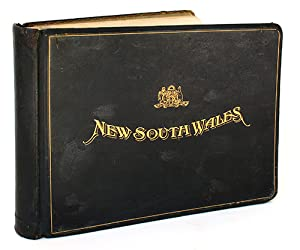 New South Wales. Photographic album presented by the Premier of NSW to Charles P. Skouras, ...